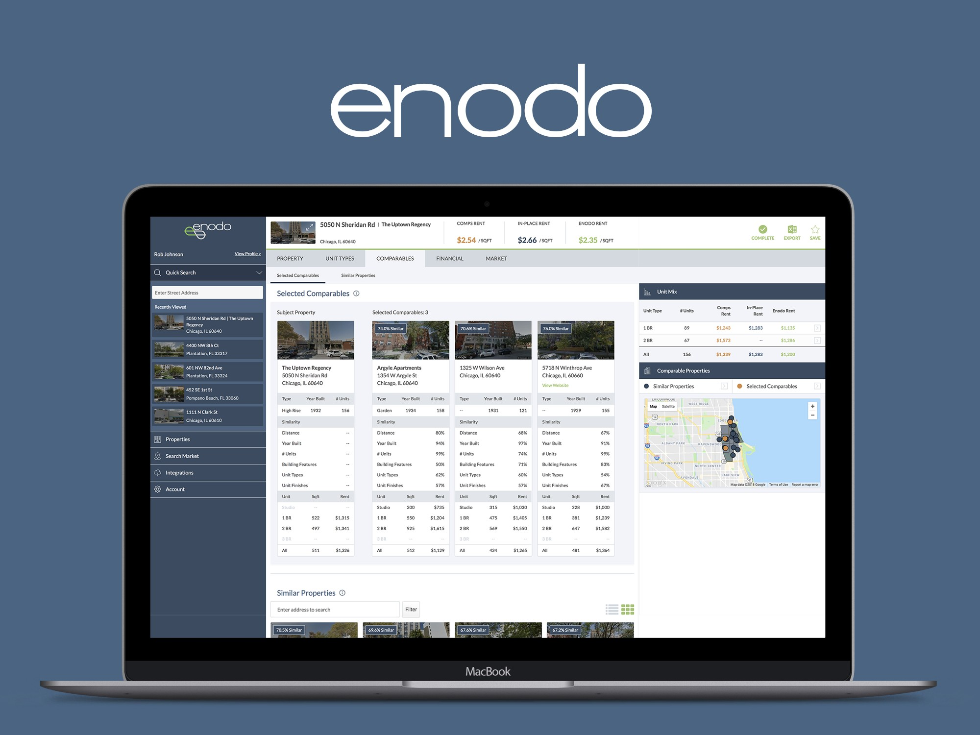 Enodo Adds New Features To Its Suite Of Underwriting Tools
