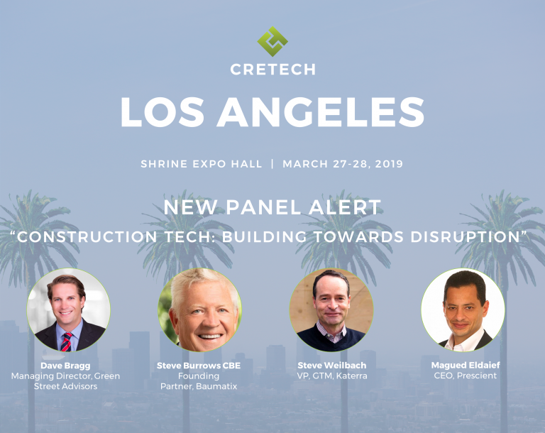 Top Construction Tech Pioneers to Participate in Panel