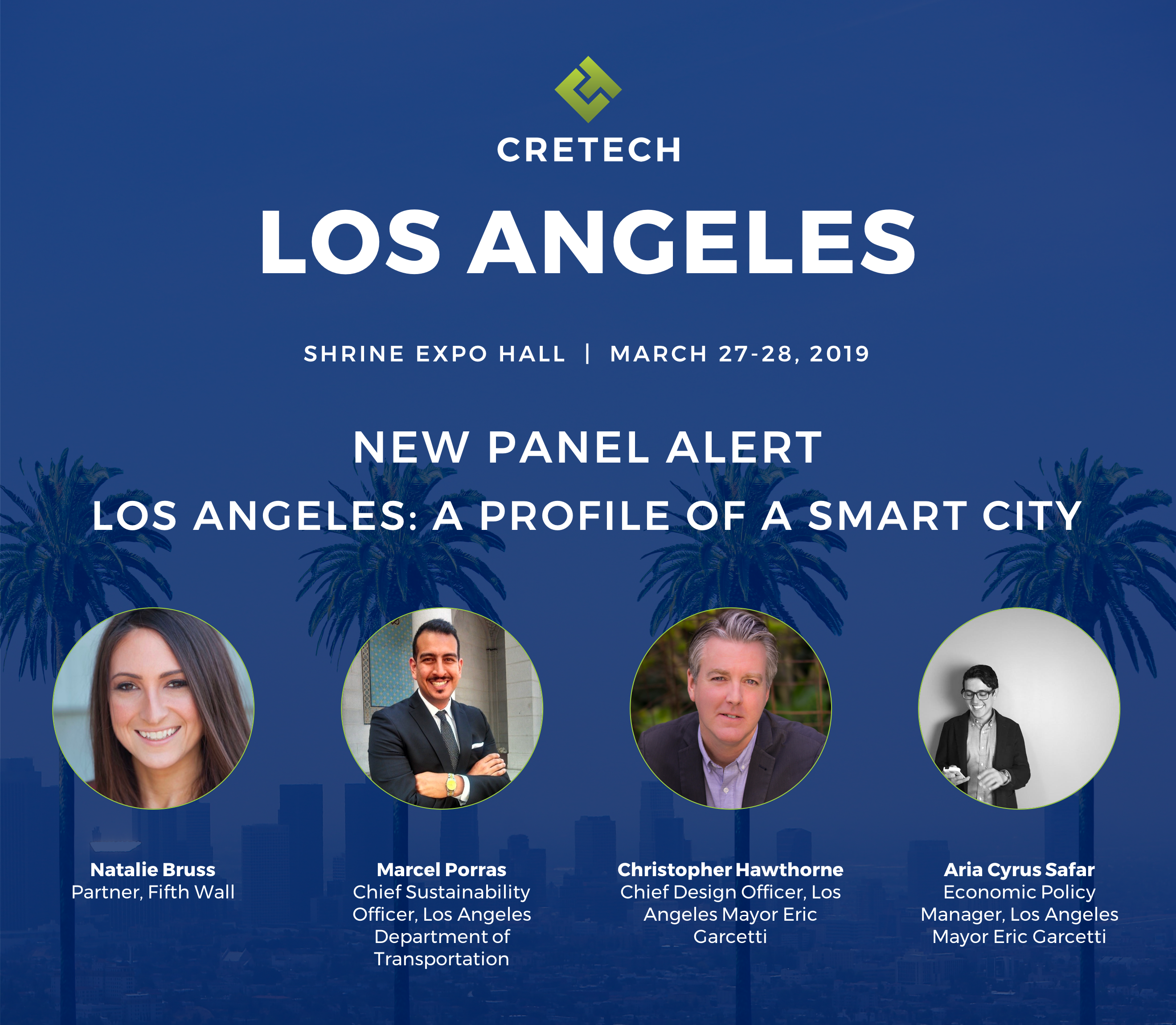 Top City Tech Officials from Los Angeles to Participate in